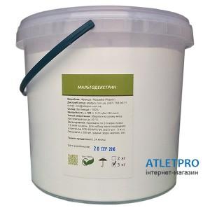 Мальтодекстрин Glucidex 19, відерко 3 кг (Франція)