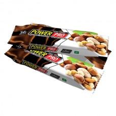 Протеиновый батончик 36% с орехами 10 витаминов