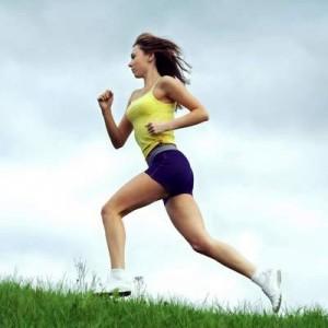 Біг - спортивний метод схуднення>