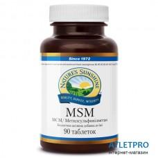 MSM (Метилсульфонілметан)